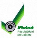 Pooblaščeni prodajalec iRobot logo