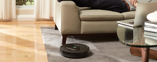 Roomba 865 banner