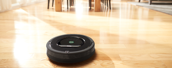 Roomba 886 banner